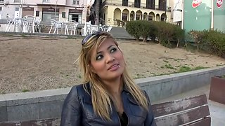 Flirting And Sex With An Innocent Bolivian Girl.Amateur Video