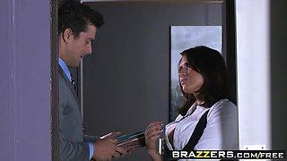Brazzers - Big Tits at Work - Eva Angelina Ra