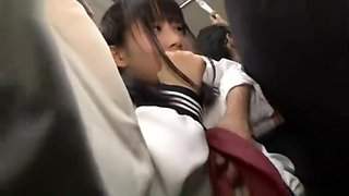School Girls That Was Groping by her friend 1