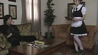 Fabulous Japanese girl You Mizushiro in Best Couple, Stockings JAV video