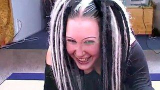 Crazy Dutch Hair Handjob POV From Holland