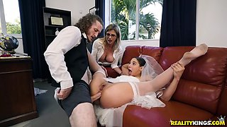 cory chase watches bride abella danger getting assfucked