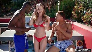 Kendra sunderland &amp jason brown &amp ricky johnson cheating girlfriend bbc threesome