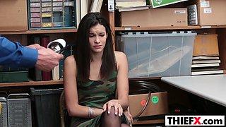brunette teen eden sin gets punished feature