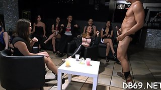 strip dancer fucked at henparty clip film 3