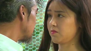 korean softcore collection old dude fuck cute girl on public