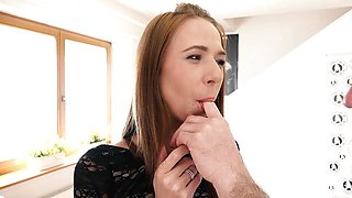 EXPOSED CASTING - Hot Czech babe fucking at audition