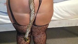 Phat Ass Jungle Cat Whore