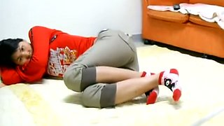 Filthy Korean wife loves everything about sex with her hubby