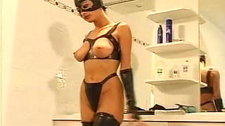 Black Cat have Lesbian Fun with another woman