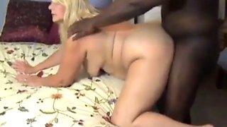 Granny loves bbc cock 2