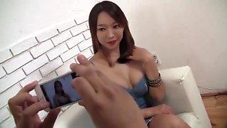SERI, SIWON, SOONMI KOREAN GIRL SEX INTERVIEW JAPANESE GUY HUSR-064