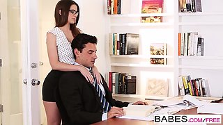 Babes - Office Obsession - Ryan Driller and B