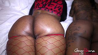 Gogo Fukme & Gemini Lovell Threesome