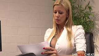 Alexis Fawx - Office Affairs