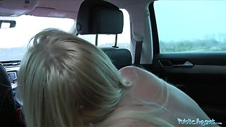 public agent beautiful alexis bardot fucks on backseat