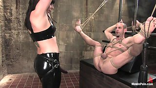 Mistress Pleases Her Man Her Way
