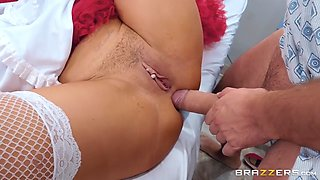 Waking up the comatose cock jasmine jae &amp keiran lee doctor adventures at http:bit.lybestvids4u
