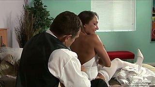 The mature bride