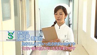 A Japanese Clinic Patients Fuck Nurses
