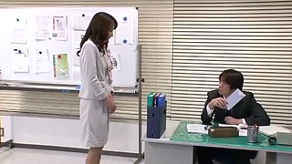 Crazy Japanese chick in Best Small Tits, Office JAV movie