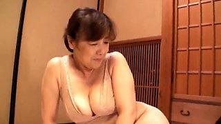 JAV Grandma Working Uchida Noriko