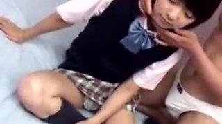 Japan schoolgirl - no mosaic - 2 of 6