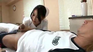 Best Japanese whore Emiri Momoka in Incredible Blowjob, Nurse JAV scene