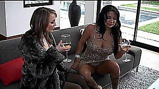 Charlie Laine Sophia Lomeli (Pornstarslick) Clit Licks