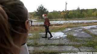 HORRORPORN - IT is a Clown