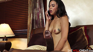 Maya Bijou (She Will Cheat-CreamPie) 1080p