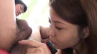 Premium jav XXX adult scenes along hot Rosa Kawashima