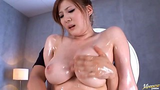 filthy masseur gives handjob