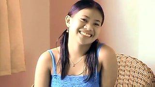 Lovely amateur Filipina enjoys being boned hard