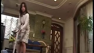 Japanese Housewife cheats on her Spouse
