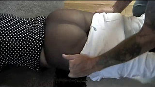 Sexy babe gets fucked in her Pantyhose