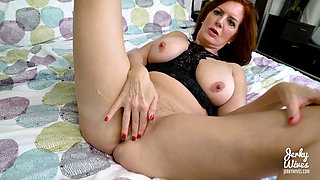 Andi James -  Mom is All I think about