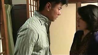 Japanese housewife to excited young man 2