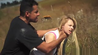 3d brutal princess Helpless teen Lily Dixon is lost and found a few
